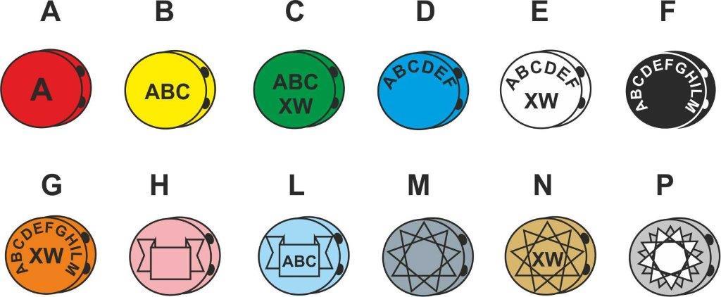Plombex - Plastic custom seal 9 -13 m