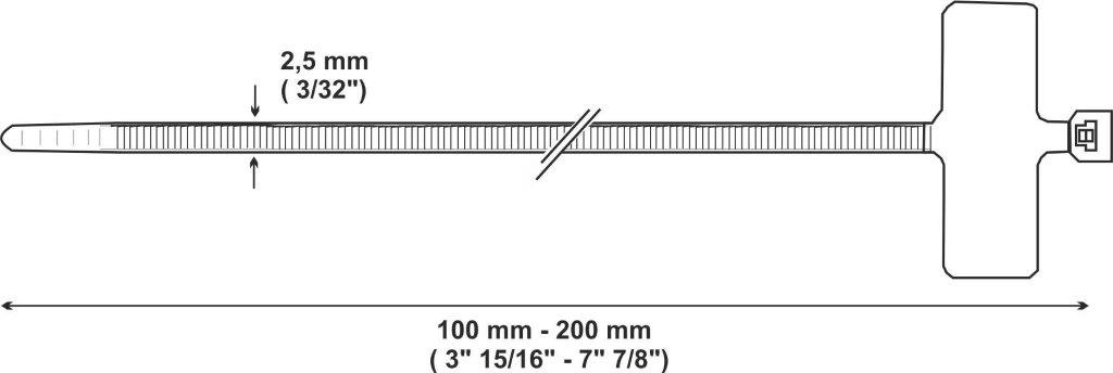 fascetta riapribile 02 mm e pollici LEG9600