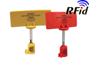Bolt lock seal RFID Antitamper neptunesael