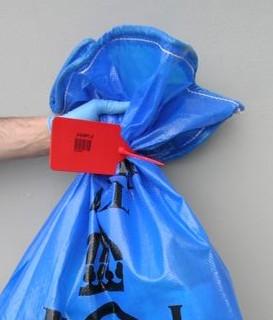 titanseal RFID su sacco 1
