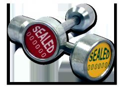 Metallic bolt lock seal truckseal