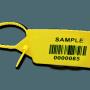 Titanseal, adjustable plastic seal