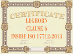 [cml_media_alt id='4383']Certificato Clausola 6 inserita in ISO 17712-2013[/cml_media_alt]