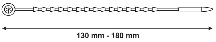 ARACHNE SEAL - Sigillo nylon porta cartellini per estintori